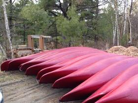 Nova Craft Canoes