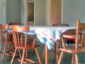 Kitchen Rental Cottage #4