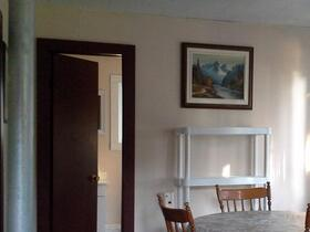 Cottage #1 – Dining Area