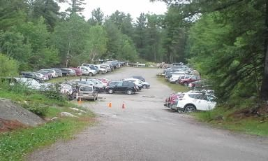 Hartley Bay Marina Valet Parking